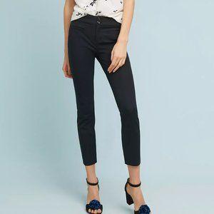 EUC Anthropologie Essential Slim Trousers